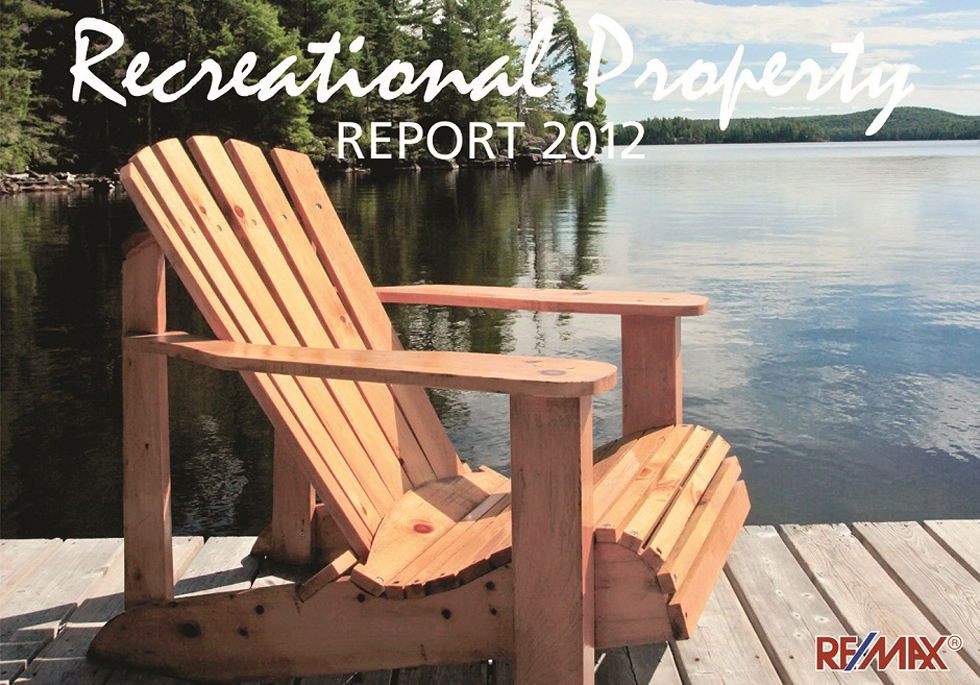 Recreational Property Report 2012