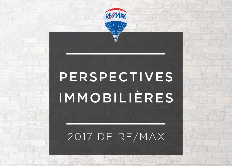 Perspectives immobilières 2017