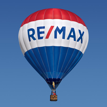 RE/MAX Hot Air Ballon