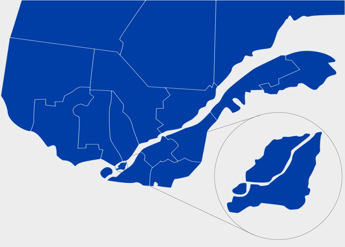 Carte Index Quebec.Your Dream Everywhere In Quebec
