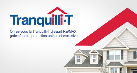 maison couverte avec la protection tranquilité exclusive à remax