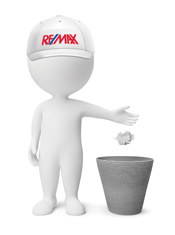 remax man cleaning